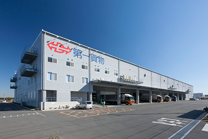 IIF Iruma Logistics Center1