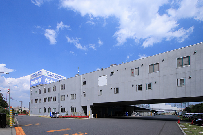 IIF Shinsuna Logistics Center