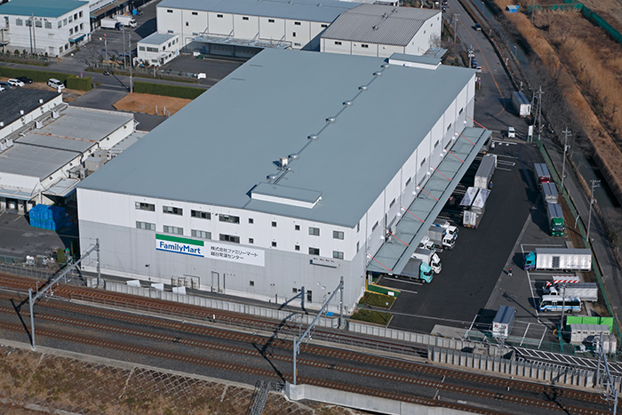 IIF Koshigaya Logistics Center1