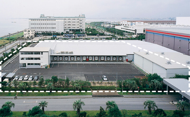 IIF Narashino Logistics Center (Land with leasehold interest)